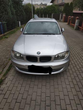 Sprzedam BMW seria 1 E87 2.0benzyna 143km 2007r bogata wersja