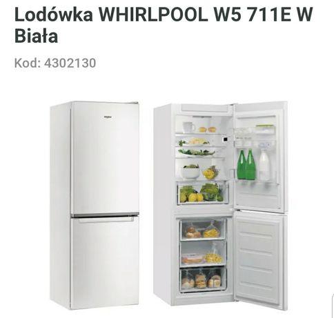 Sprzedam lodówkę Whirlpool W5 711E (2021) jak nowa