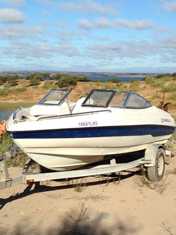 Barco caravelle 5,28