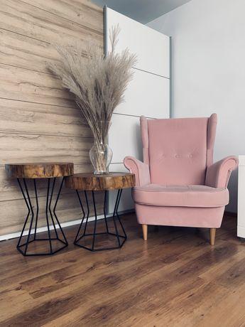 Stoliki modułowe loftowe stoliki industrialne stoliki z plastra