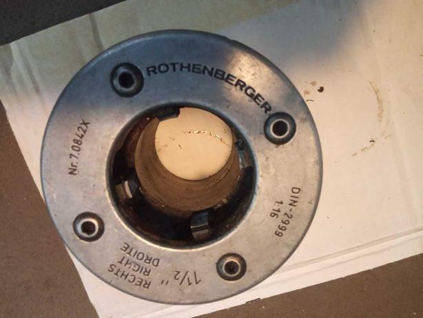 Głowica gwintująca do Rothenbergra Supertronic