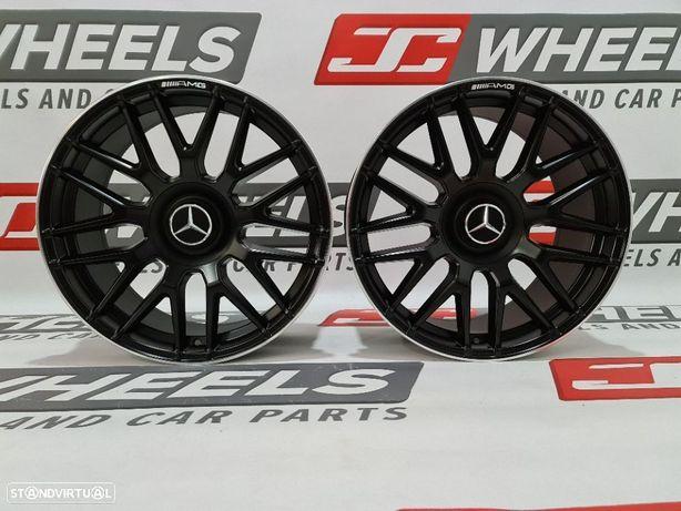 Jantes Mercedes C63S AMG em 19 5x112