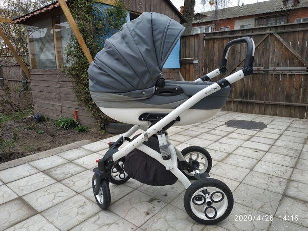 Детская коляска трансформер Victoria Gold Lumi
