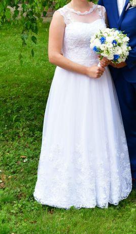 sukienka ślubna- sprzedam