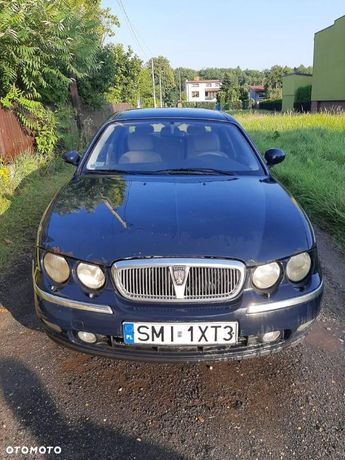 Rover 75 Rover 75 1.8T Uszkodzone