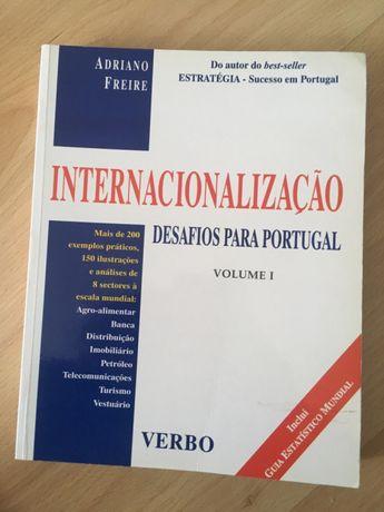 Livro Internacionalização