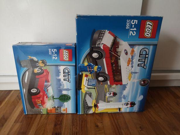 2 ZESTAWY lego city
