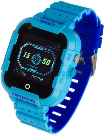 Zegarek dziecięcy SMARTWATCH GARETT Kids 4G GPS IP67