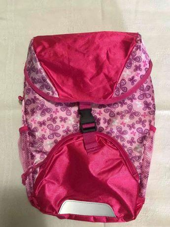 Детский рюкзак с бабочками Польша для девочки