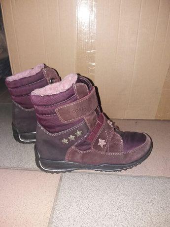 Ricosta ботинки на девочку