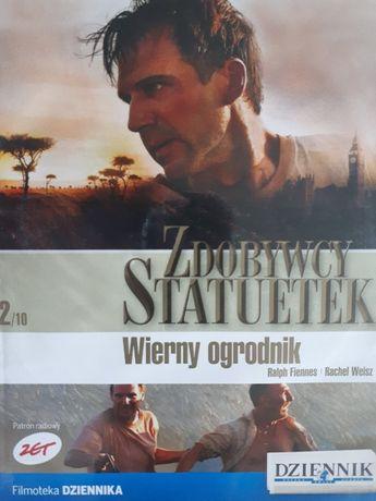 """""""Wierny ogrodnik"""" film na DVD; Rachel Weisz, Ralph Fiennes"""