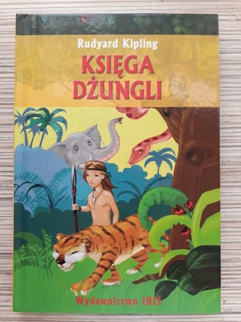 """Księga dżungli"" - Rudyard Kipling"