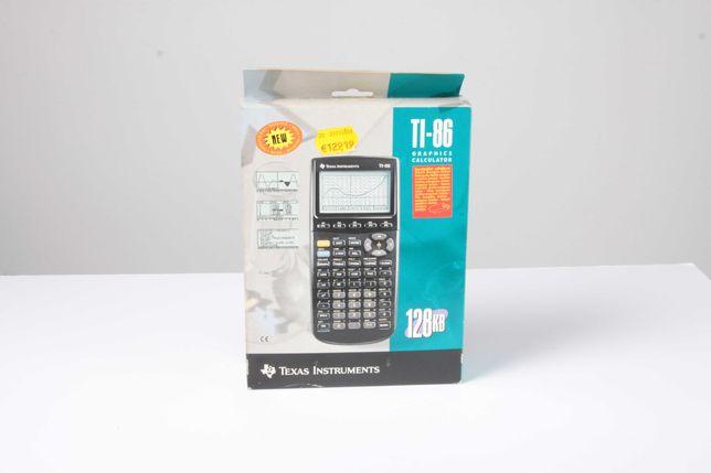 calculadora gráfica TI-86
