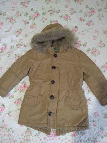 Куртка Beneton для мальчика 4-5 лет