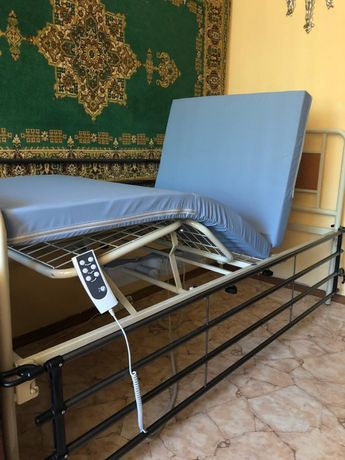 Поручни для медицинской кровати