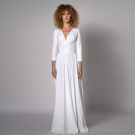 Megan - klasyczna suknia ślubna