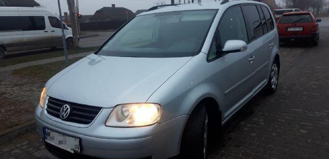 Продам Volkswagen Touran 2003р.