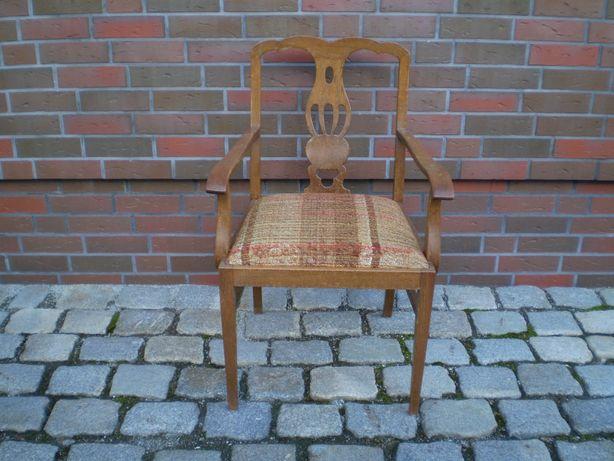 antyk stary fotel