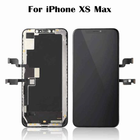 Visor iPhone XS Max Display Screen AMOLED + Touch Screen + Frame