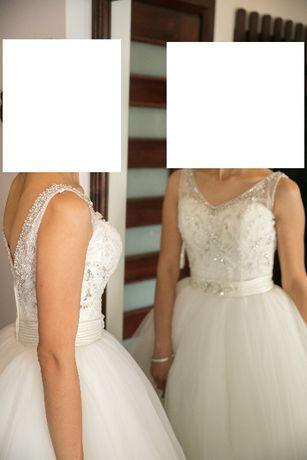 Sprzedam SUKNIĘ ŚLUBNĄ zakupioną w salonie sukien ślubnych Madonna