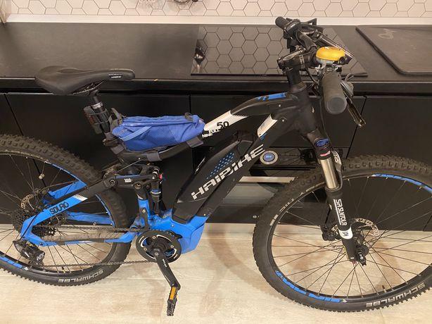 "Электровелосипед HAIBIKE SDURO FULLNINE 5.0 29"""