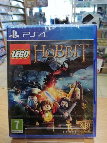 PS4 Lego Hobbit PL Playstation 4 Nowa