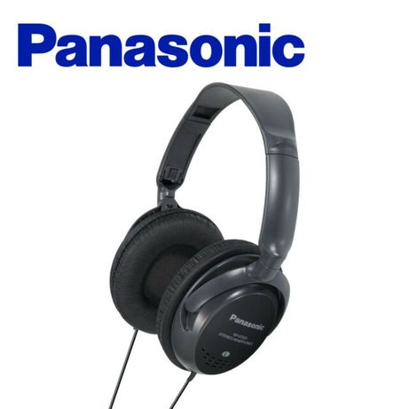 Auscultadores Panasonic.
