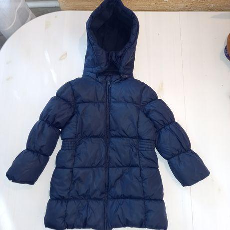 Удлиненная куртка Chicco на 2 года, 92 см