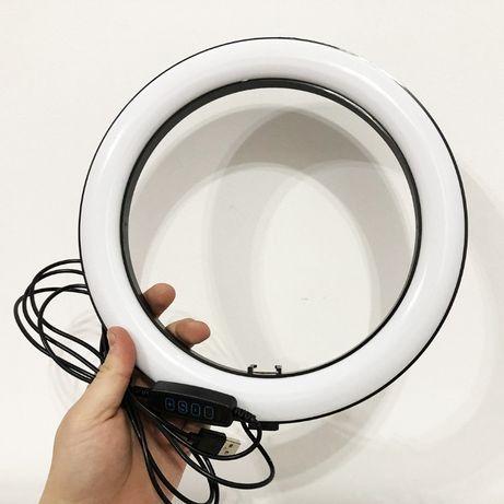 Кольцевая лампа 26 см