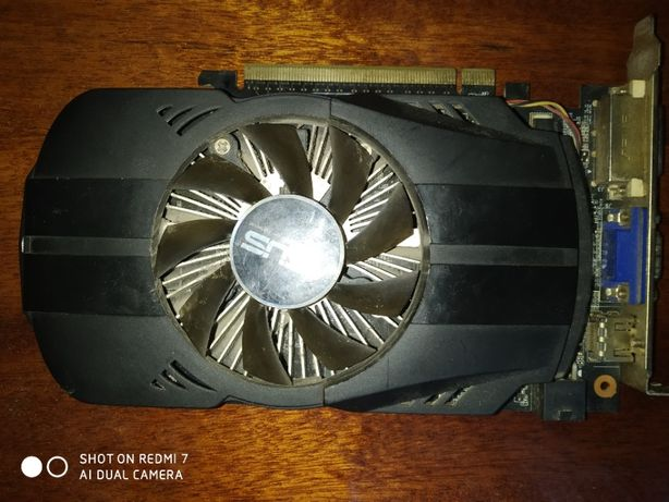 GTX 650 1GB asus