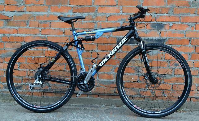 Велосипед Mc Kenzie Hill 800 (двопідвіс) з Німеччини!