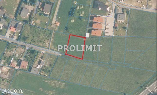 Działka, 1 057 m², Mikołów