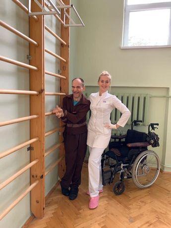 Послуги Фізичного Терапевта