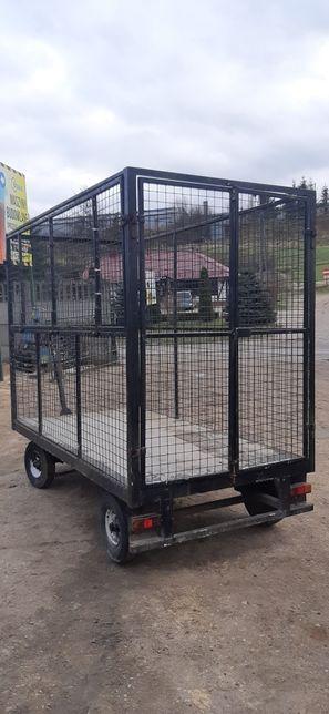 przyczepka 750 kg ładowności