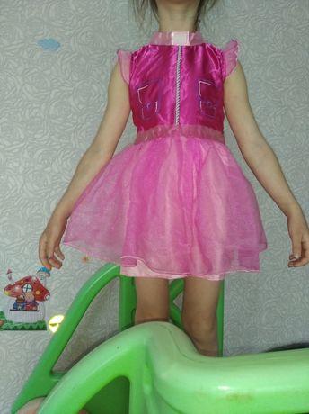 Платье феи,костюм ,карнавал 2-3г,92-98см