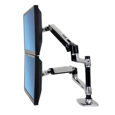 Ergotron подставка, кронштейн настольный для мониторов и ноутбука