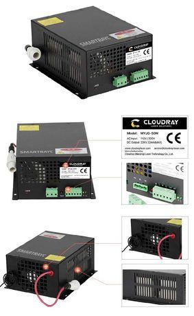 Zasilacz laser CO2 -50 W