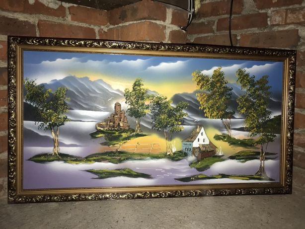 Картина на стіну з хорошою рамкою