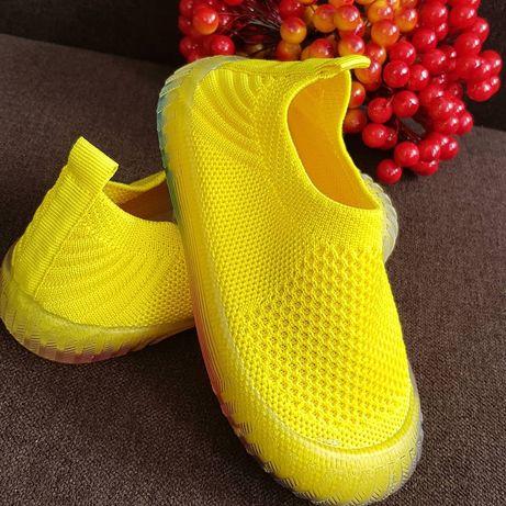 Мокасины-носочки для ваших малишей