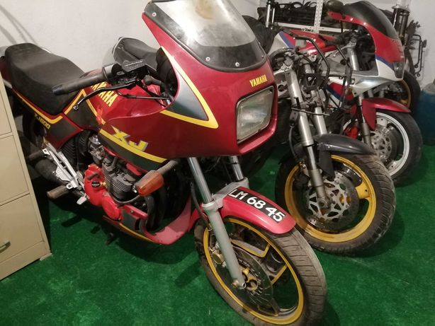 Peças Yamaha XJ 600 51J