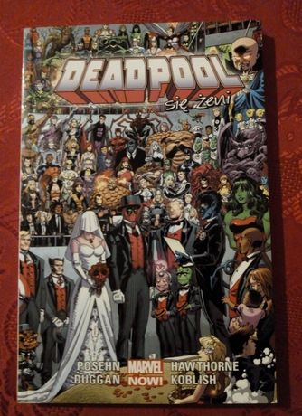 DEADPOOL Marvel Now tom 6