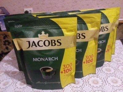 Кава Якобс розчинна 400 Бразилія