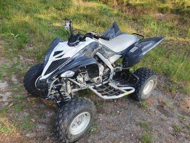 Yamaha raptor 700 special edition jak nowa