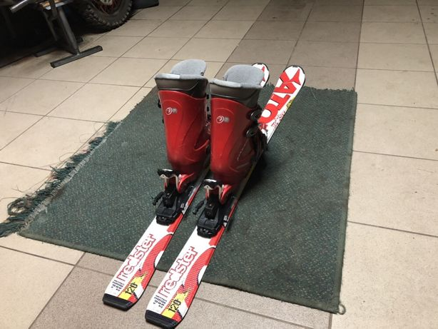 Narty ATOMIC 120 + Buty Rossignol