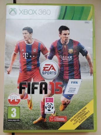 FIFA 15 PL xbox360