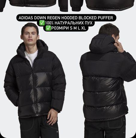 Пуховик Asidas Down Regen Blocked Puffer,оригинал,The North FaceNuptse