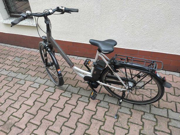 Rower z silnikiem elektrycznym Kalkhoff