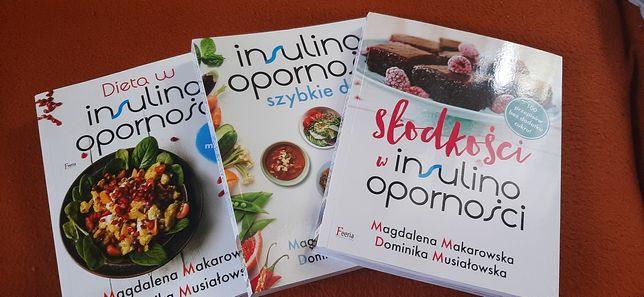 Nowe książki insulino-odporność