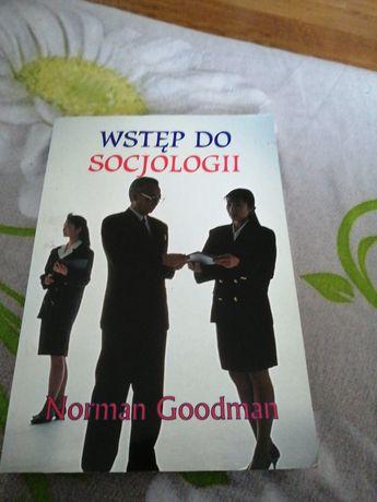 Książka WSTĘP DO SOCJOLOGII Norman Goodman