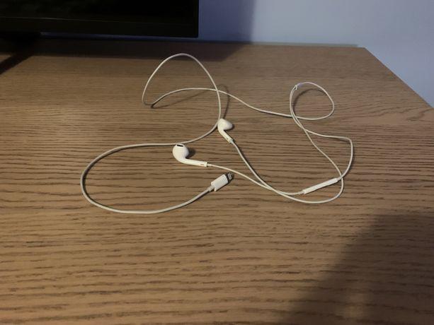 Słuchawki douszne APPLE Earpods MMTN2ZM/A Biały